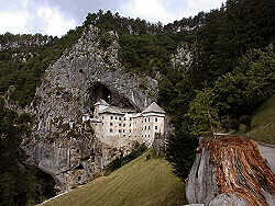 Predjama Castle today