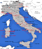 Map Of Italy - Maps of italy